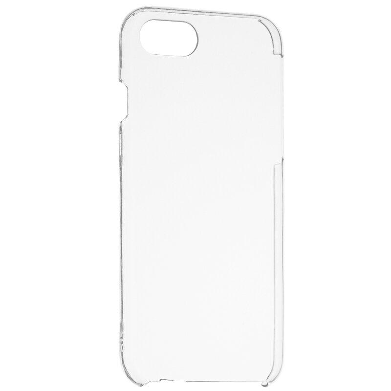 Husa iPhone SE 2, SE 2020 FullCover 360 - Transparent