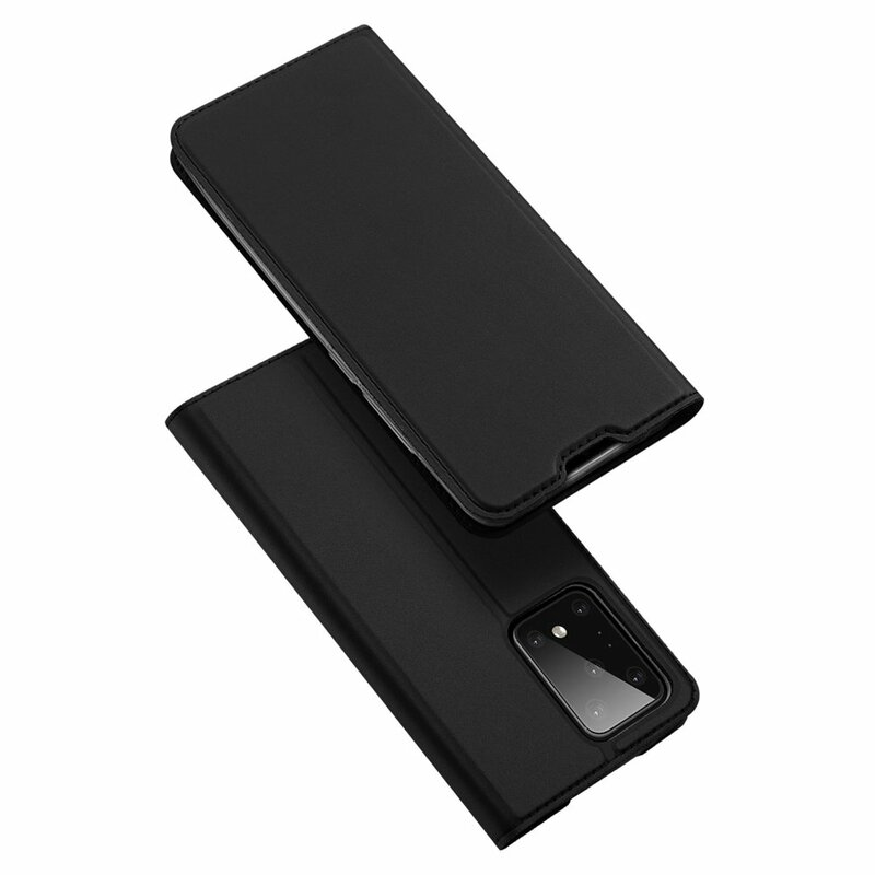 Husa Samsung Galaxy S20 Ultra 5G Dux Ducis Skin Pro - Negru