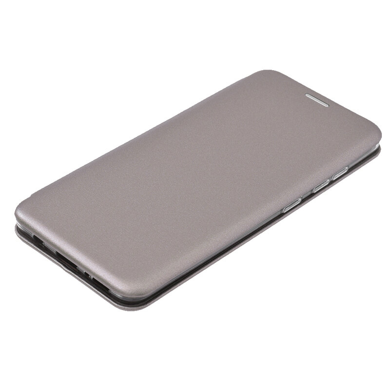 Husa Samsung Galaxy A51 Flip Magnet Book Type - Grey