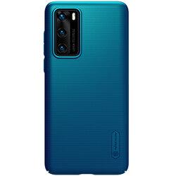 Husa Huawei P40 Nillkin Super Frosted Shield - Blue