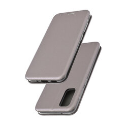 Husa Samsung Galaxy S20 5G Flip Magnet Book Type - Grey