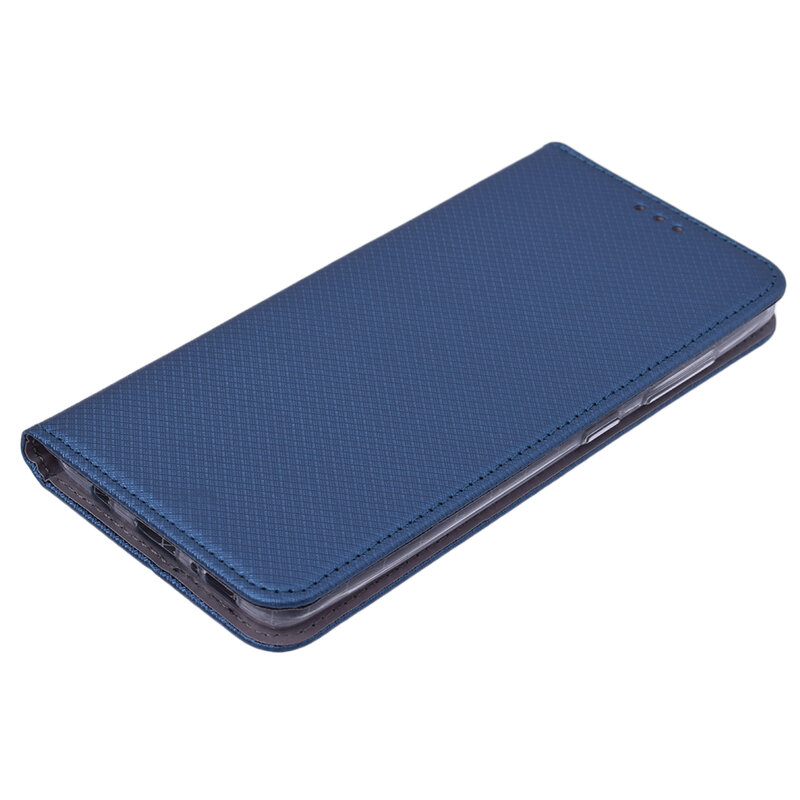 Husa Smart Book Samsung Galaxy A51 Flip - Albastru