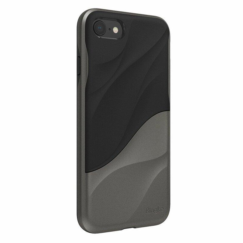 Husa iPhone 7 Ringke Wave - Metallic Chrome