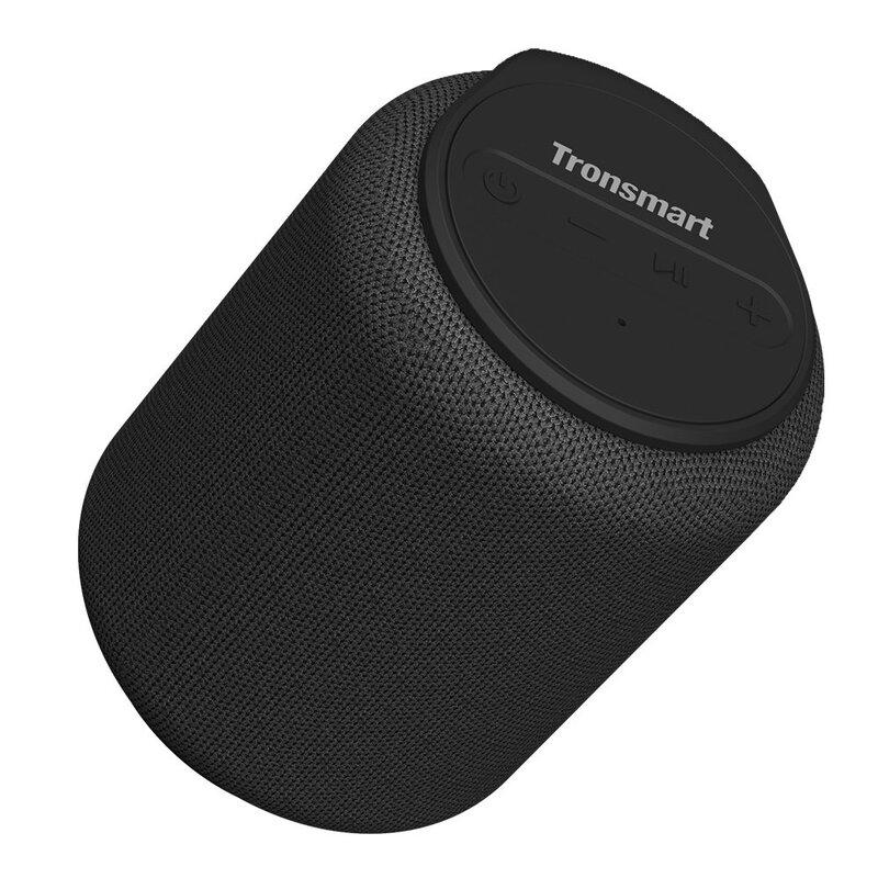 Boxa Portabila Tronsmart T6 Mini Portable Wireless Bluetooth 5.0 Universal Speaker 15W - Negru
