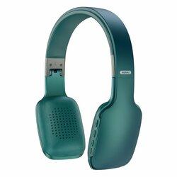 Casti On-Ear Remax RB-700HB Wireless Confortabile Si Pliabile Cu Bluetooth 5.0 Si Design Ultra-subtire - Albastru