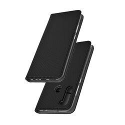 Husa Smart Book Xiaomi Redmi Note 8 Flip - Negru