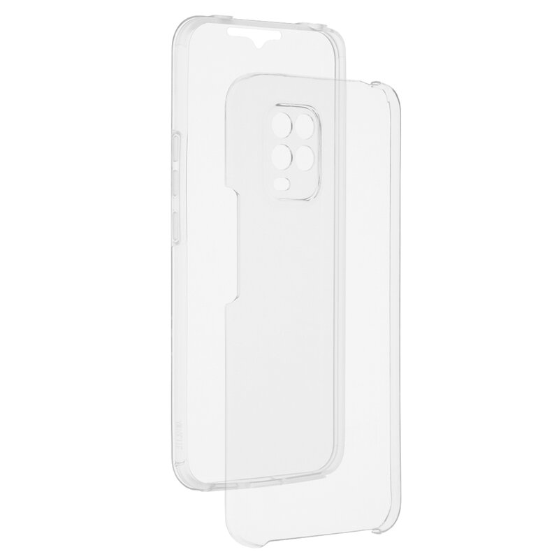 Husa Xiaomi Mi 10 Lite FullCover 360 - Transparent