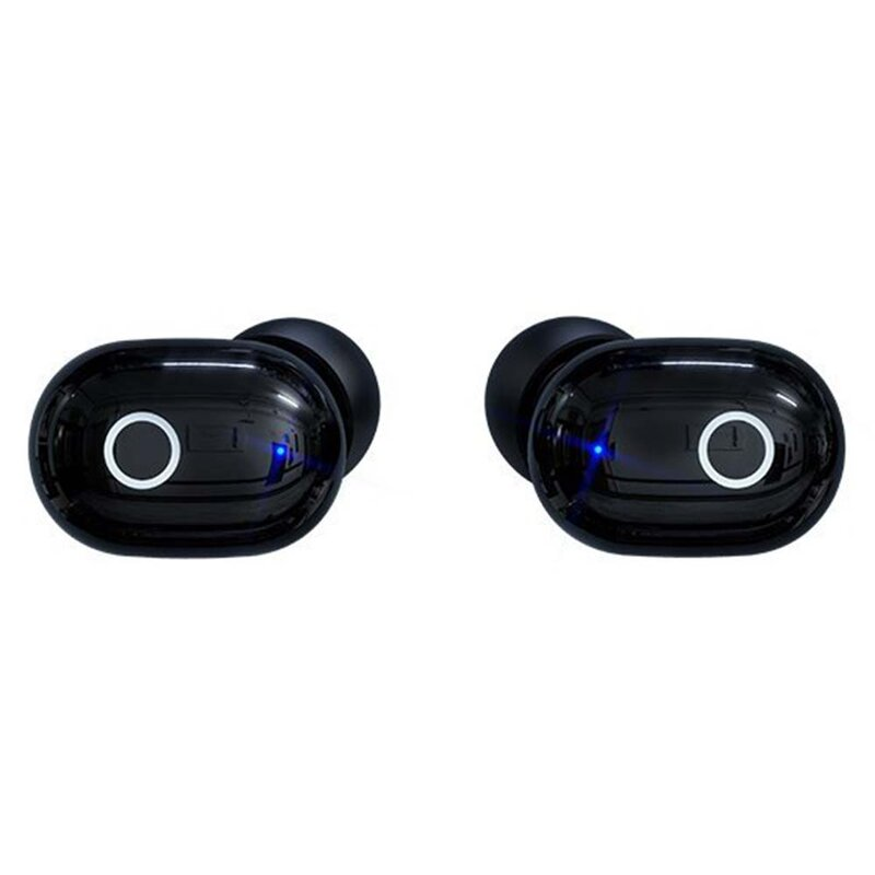 Casti In-Ear Proda Bole TWS True Wireless Earbuds Universale Android / iOS Cu Bluetooth 5.0 - PD-BT500 - Negru