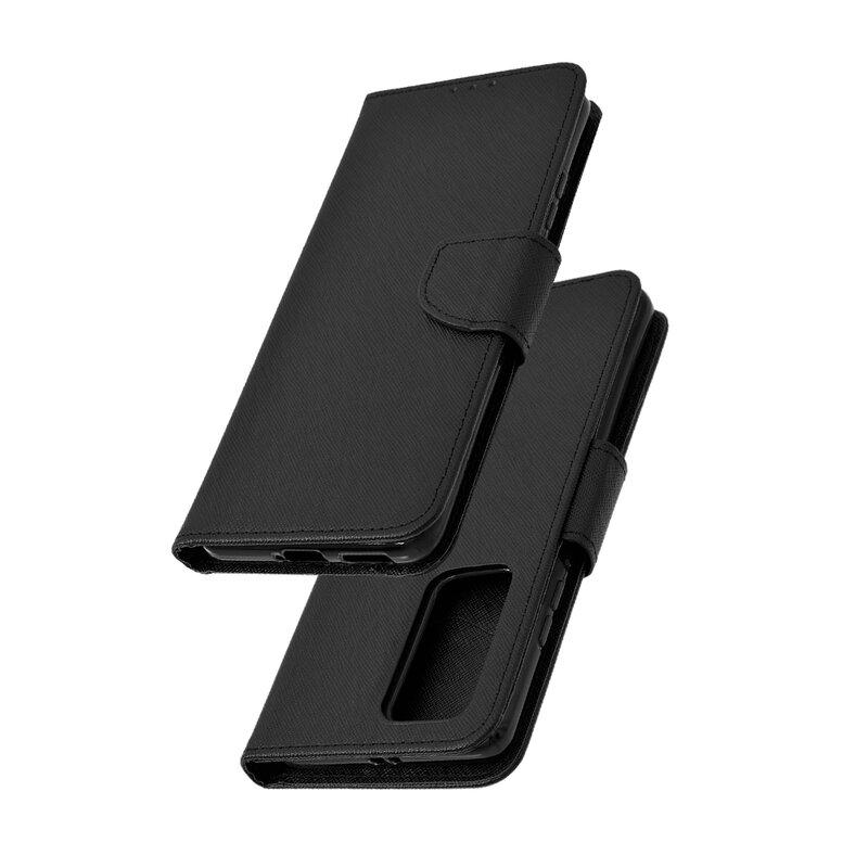 Husa Huawei P40 Pro Flip MyFancy - Negru