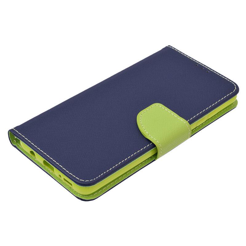 Husa Samsung Galaxy A51 Flip MyFancy - Albastru
