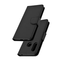 Husa Samsung Galaxy A70e Flip MyFancy - Negru