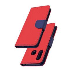 Husa Samsung Galaxy A70e Flip MyFancy - Rosu