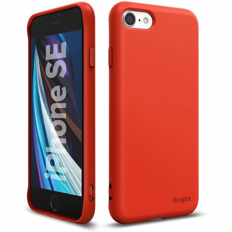 Husa iPhone 8 Ringke Air S - Red