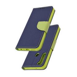 Husa Xiaomi Redmi Note 8 Flip MyFancy - Albastru