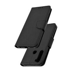 Husa Xiaomi Redmi Note 8 Flip MyFancy - Negru