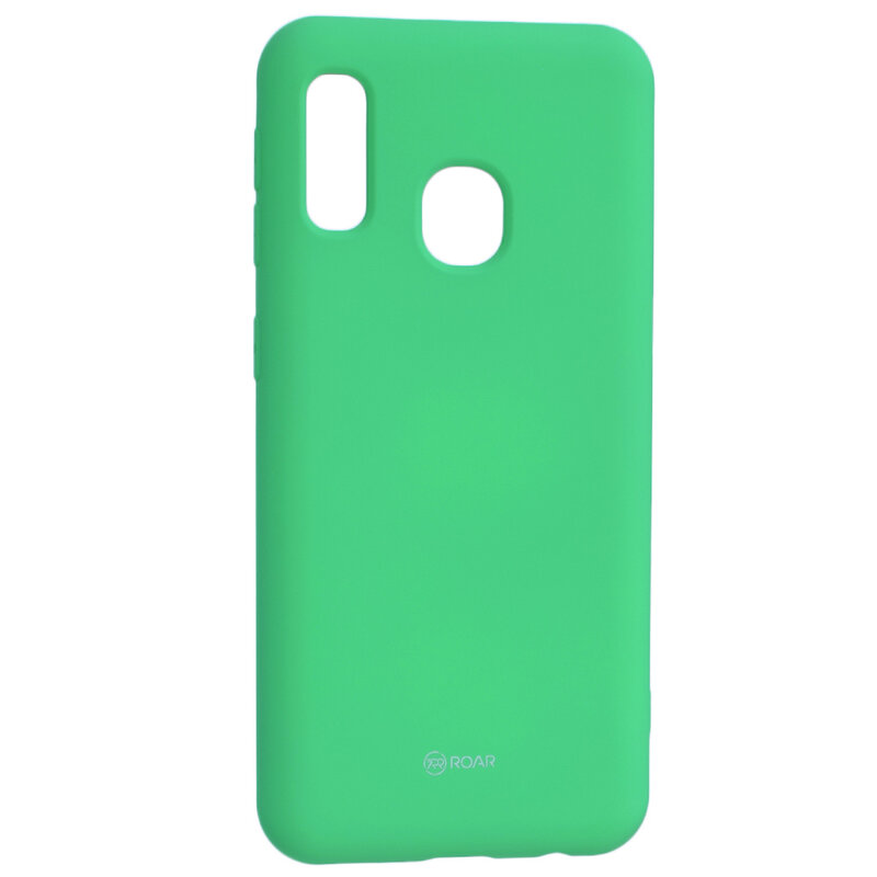Husa Samsung Galaxy A20e Roar Colorful Jelly Case - Mint Mat