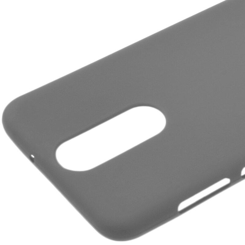 Husa Huawei Mate 10 Lite Roar Colorful Jelly Case Gri Mat