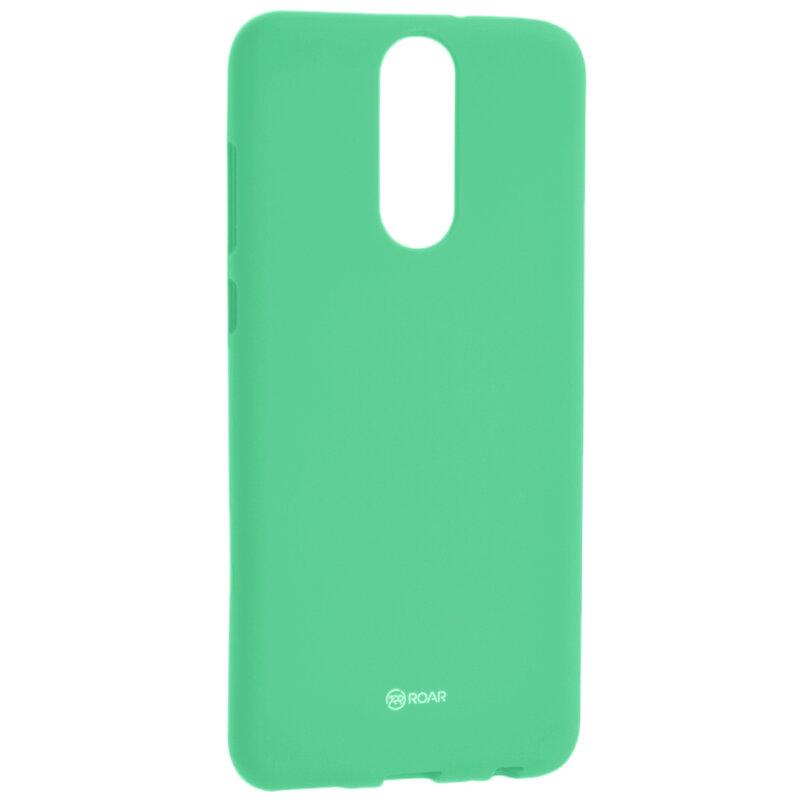 Husa Huawei Mate 10 Lite Roar Colorful Jelly Case Mint Mat