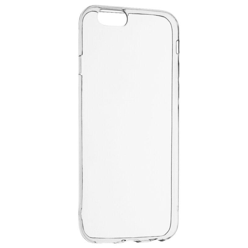 Husa iPhone 6, 6s Plus TPU UltraSlim Transparent