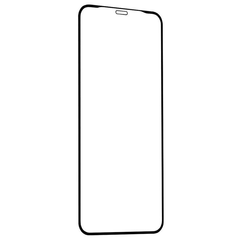 Folie Sticla iPhone 11 Pro Max Blueo 5D Mr. Monkey Glass Strong HD - Neagra