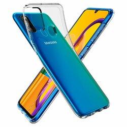 Husa Samsung Galaxy M21 Spigen Liquid Crystal - Crystal Clear