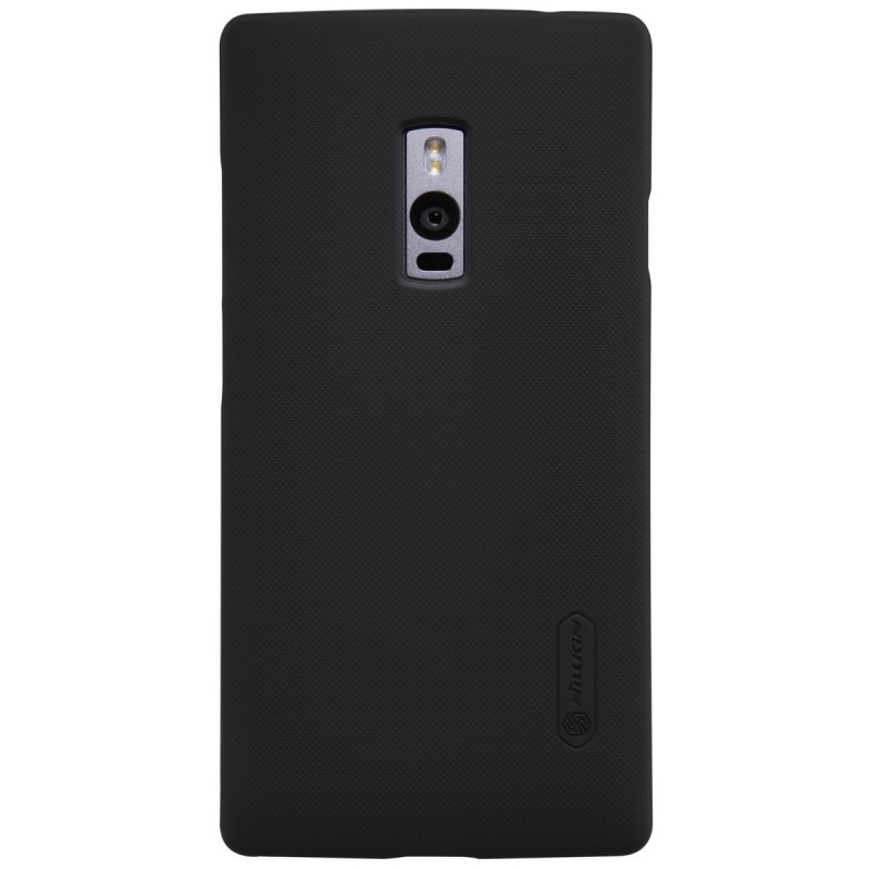 Husa OnePlus 2, OnePlus Two Nillkin Frosted Black