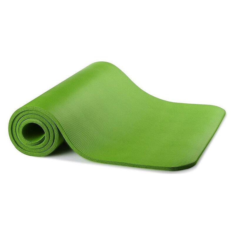 Saltea Gimnastica Non-Alunecare Pentru Exercitii De Intretinere/Fitness/Yoga/Aerobic/Pilates Impermeabila - Verde