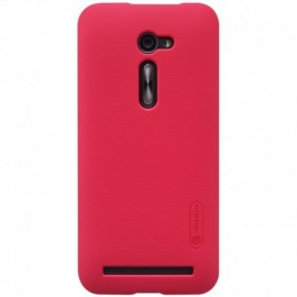 Husa Asus Zenfone 2 ZE500CL (5 inch) Nillkin Frosted Red