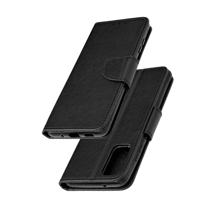 Husa Samsung Galaxy S20 5G Flip MyFancy - Negru