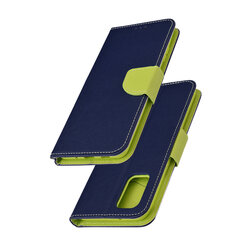 Husa Samsung Galaxy S20 Plus 5G Flip MyFancy - Albastru