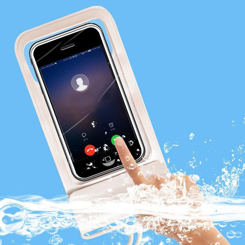 Husa Subacvatica Universala Pentru Telefoane De Maxim 6,6