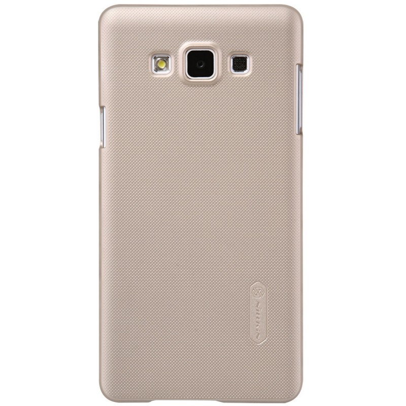 Husa Samsung Galaxy A7 SM-A700 Nillkin Frosted Gold