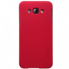 Husa Samsung Galaxy A8, SM-A800 Nillkin Frosted Red