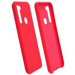 Husa Xiaomi Redmi Note 8T Silicon Soft Touch - Rosu