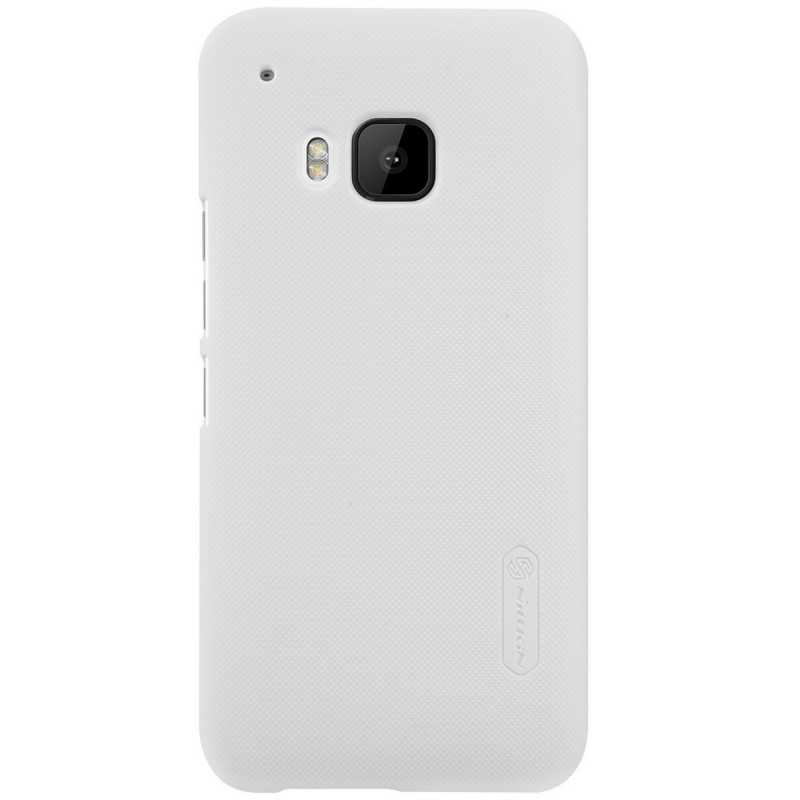 Husa HTC One M9 Nillkin Frosted White