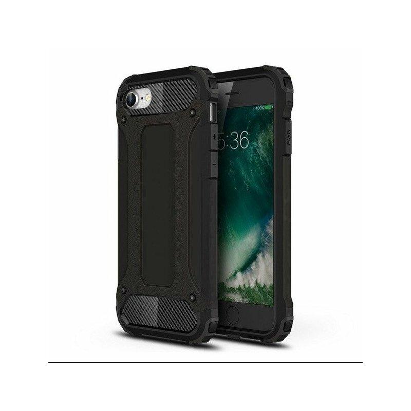 Husa iPhone 7 Hybrid Armor - Negru
