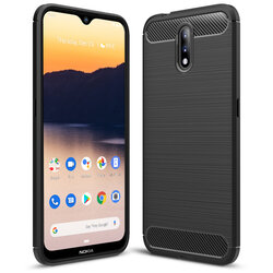 Husa Nokia 2.3 TPU Carbon - Negru