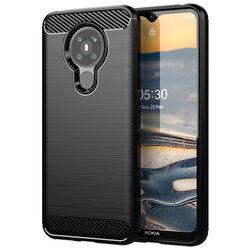 Husa Nokia 5.3 TPU Carbon - Negru