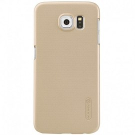 Husa Samsung Galaxy S6 G920 Nillkin Frosted Gold