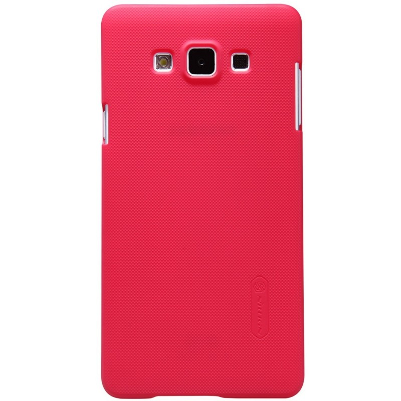 Husa Samsung Galaxy A7 SM-A700 Nillkin Frosted Red
