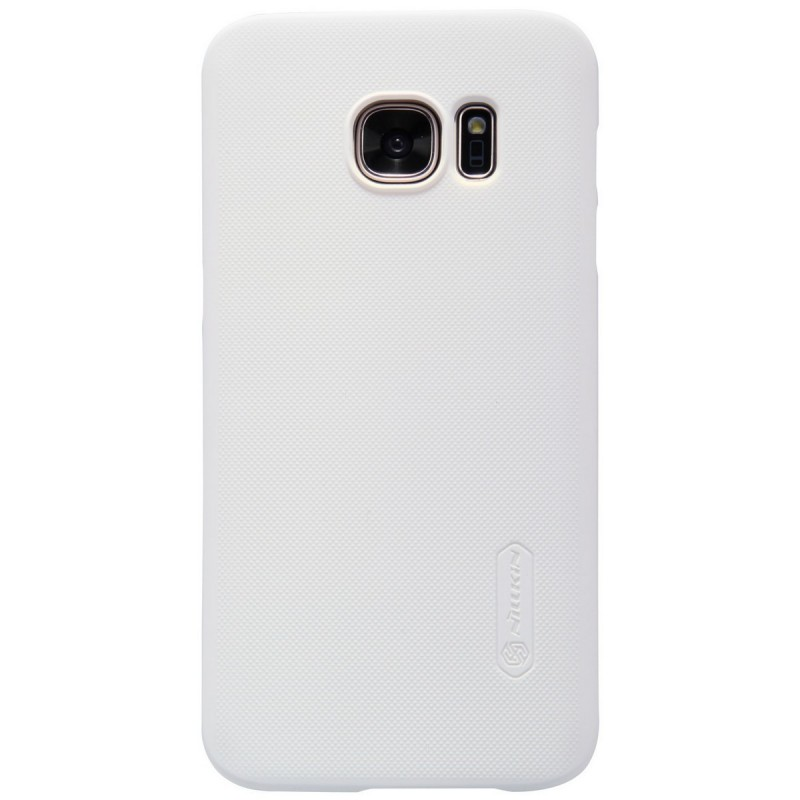 Husa Samsung Galaxy S7 G930 Nillkin Frosted White