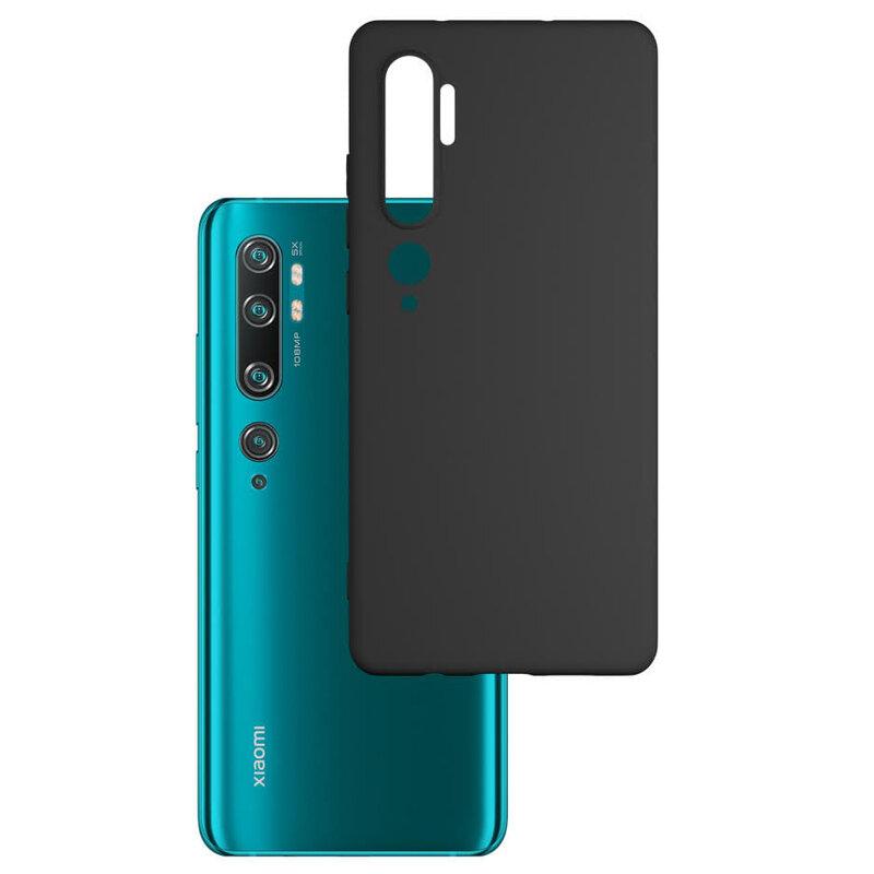 Husa Xiaomi Mi CC9 Pro 3mk Matt Case - Black
