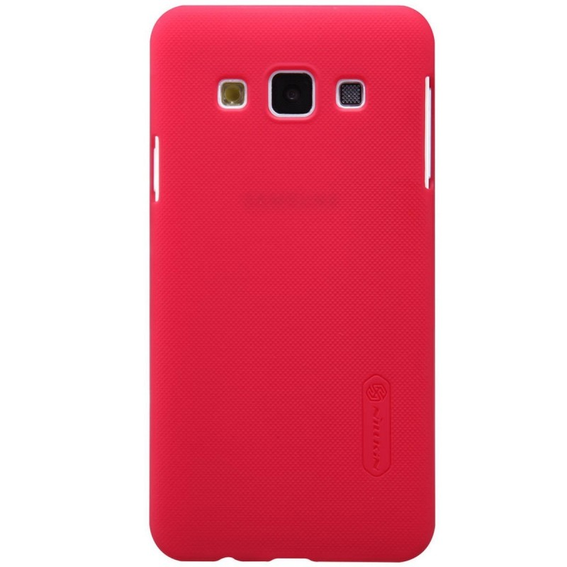 Husa Samsung Galaxy A3 SM-A300 Nillkin Frosted Red