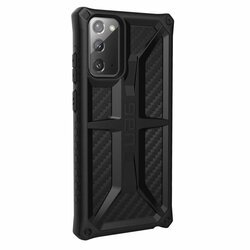 Husa Samsung Galaxy Note 20 UAG Monarch Series - Carbon Fiber