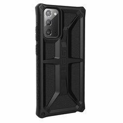 Husa Samsung Galaxy Note 20 UAG Monarch Series - Black