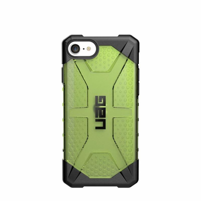 Husa iPhone SE 2, SE 2020 UAG Plasma Series - Citron