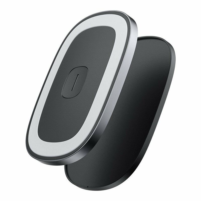 Lampa Auto LED Wireless Baseus Bright Portabila Si Magnetica + Cablu De Incarcare Micro-USB - CRYDD01-01 - Negru
