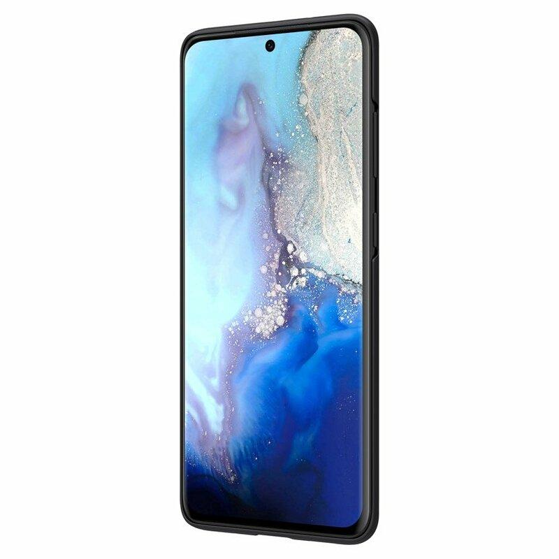 Husa Samsung Galaxy S20 5G Nillkin Super Frosted Shield - Black
