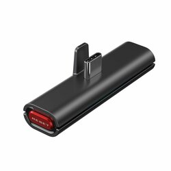 Adaptor Wireless Nintendo Switch Baseus BA05 Bluetooth Type-C Cu Functie De Incarcare 18W - NGBA05-01 - Negru