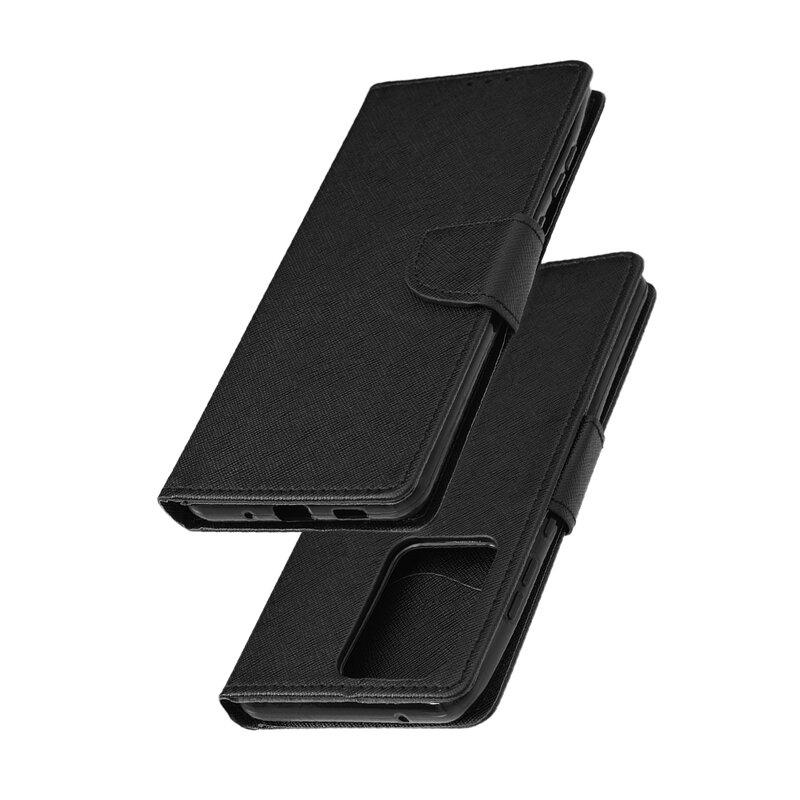 Husa Samsung Galaxy S20 Ultra 5G Flip MyFancy - Negru